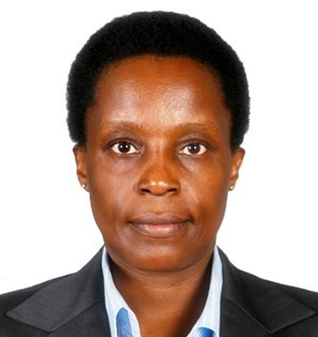 Ms. Barbara Mulwana
