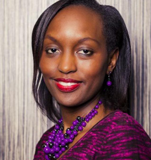 Ms Linda Kalimba Mulenga