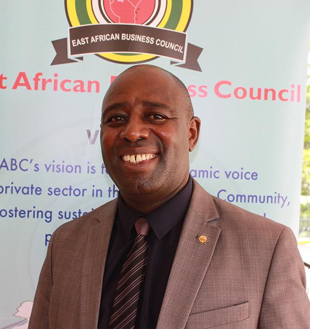 Mr. Stuart Mwesigwa