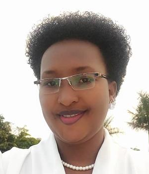 Ms Amelie Ninganza