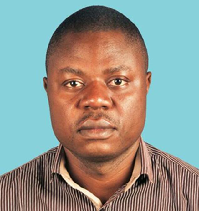 Mr. Lamech Wesonga