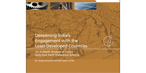 Deepening Indias Engagement with the LDCs